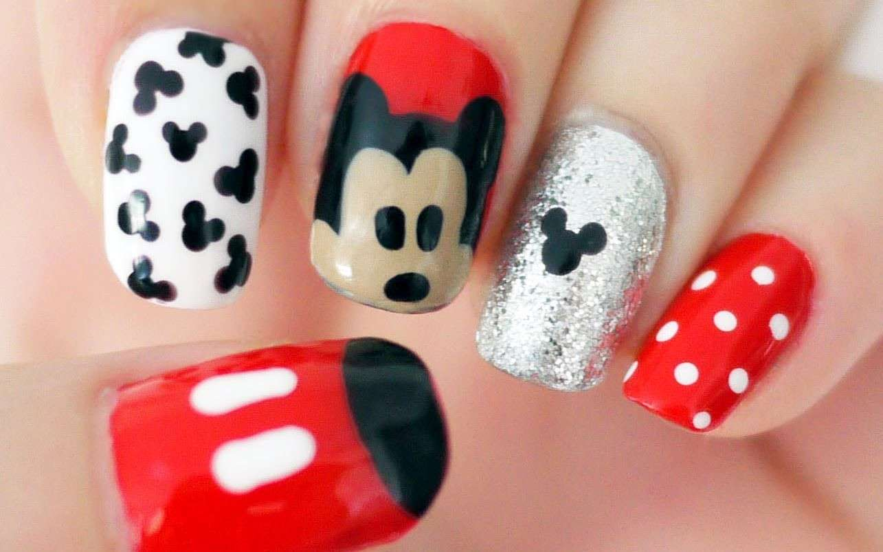 Corso Nail Art - Cartoon Designer